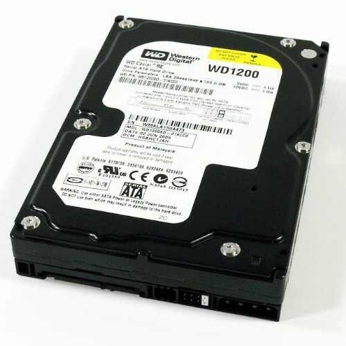 Western Digital WD1200SB Data Recovery | Tierra Data Recovery