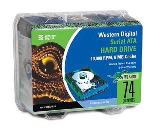 Western Digital WD740GDRTL Data Recovery | Tierra Data Recovery