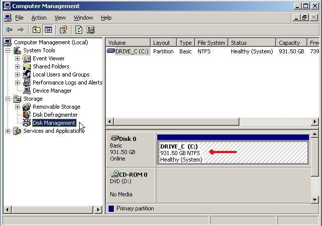 The file system can be important in selecting an appropriate file recovery software program