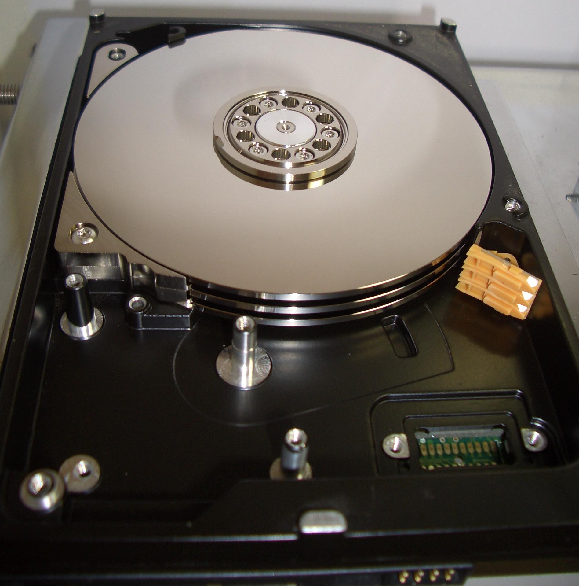 My Hard Drive Won't Spin-up, the Role of the Platter-Swap ...