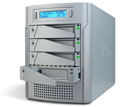 Typical failed multi-disk device